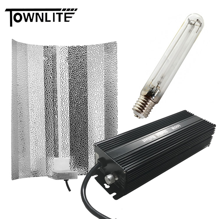 600w hps grow light kits