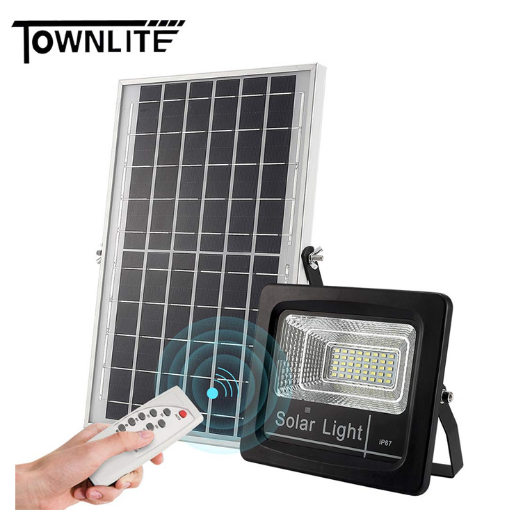 SOLAR LED FLOOD LIGHT (YQSLF-JBP)